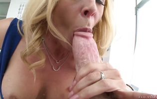 Extraordinary Cherie DeVille can't live without anal exploration