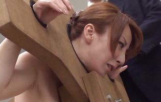 Sex-starved Reiko Sawamura got bum fucked and enjoyed it a lot