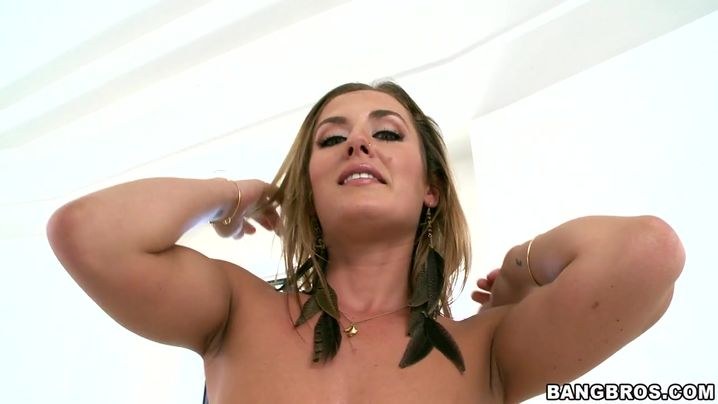 Adorable Sheena Shaw getting bum fucked big pipe style hard