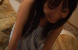 Sensual japanese Ai Takeuchi is getting butt banged by stranger and enjoying every single second of it