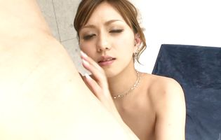 Beautiful oriental Yuuka Kokoro getting her tight bum fucked terrifically
