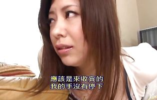 Mature sweetheart Jun Sena had anal sex with her buddy