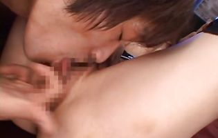 Playsome Yuria Satomi bends over for male and gets his hard love stick deep inside her tight booty
